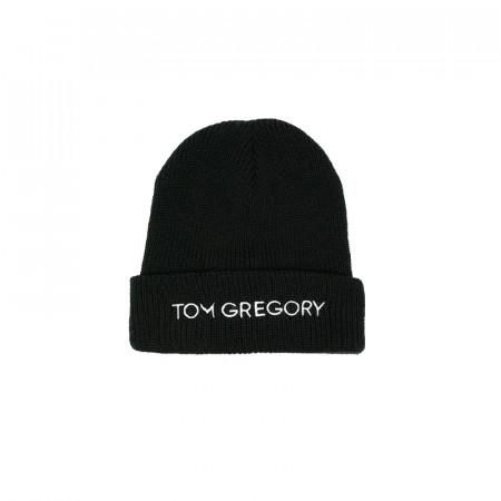 Tom Gregory Beanie Black